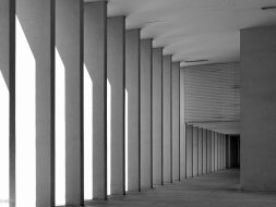 Aymonino - Rossi - Unità residenziale Monte Amiata - Foto di Marco Introini