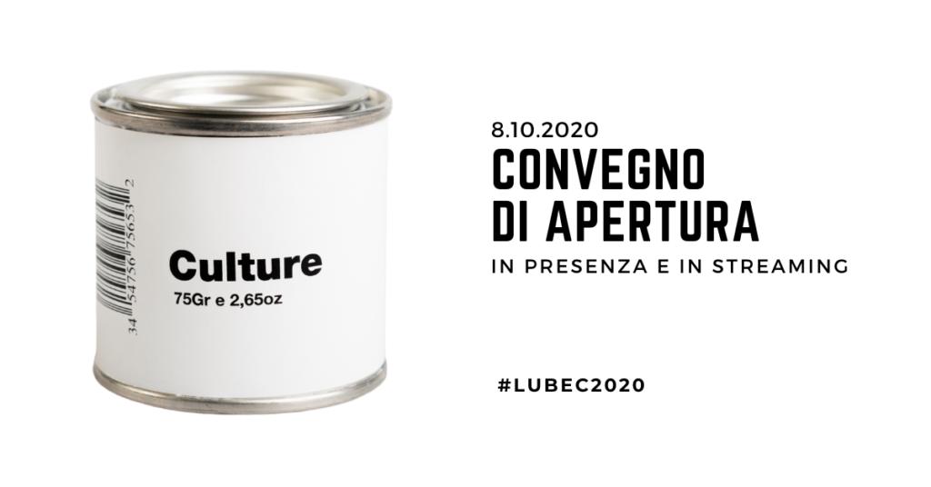 LuBec 2020 | Convegno di apertura