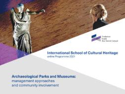 International School of Cultural Heritage 2021